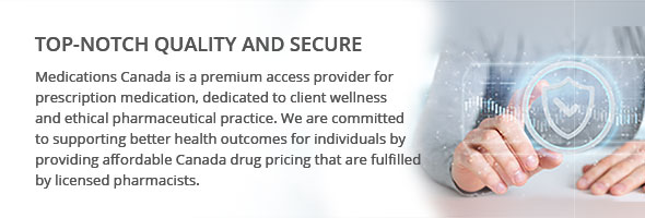 secure Provide good quality and secure prescription medication
