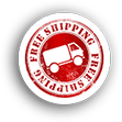 Shipping information icon for a canadian pharmacy